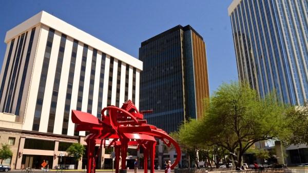 Centre-Ville Tucson - Tout sur Tucson - Amérique, États-Unis, Arizona
