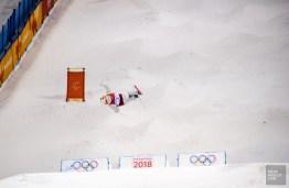 kingsbury ski de bosses olympique pyeongchang 2018 or 2 - PyeongChang, le ski de bosses! - Un petit saut aux Olympiques - Asie, Corée du Sud
