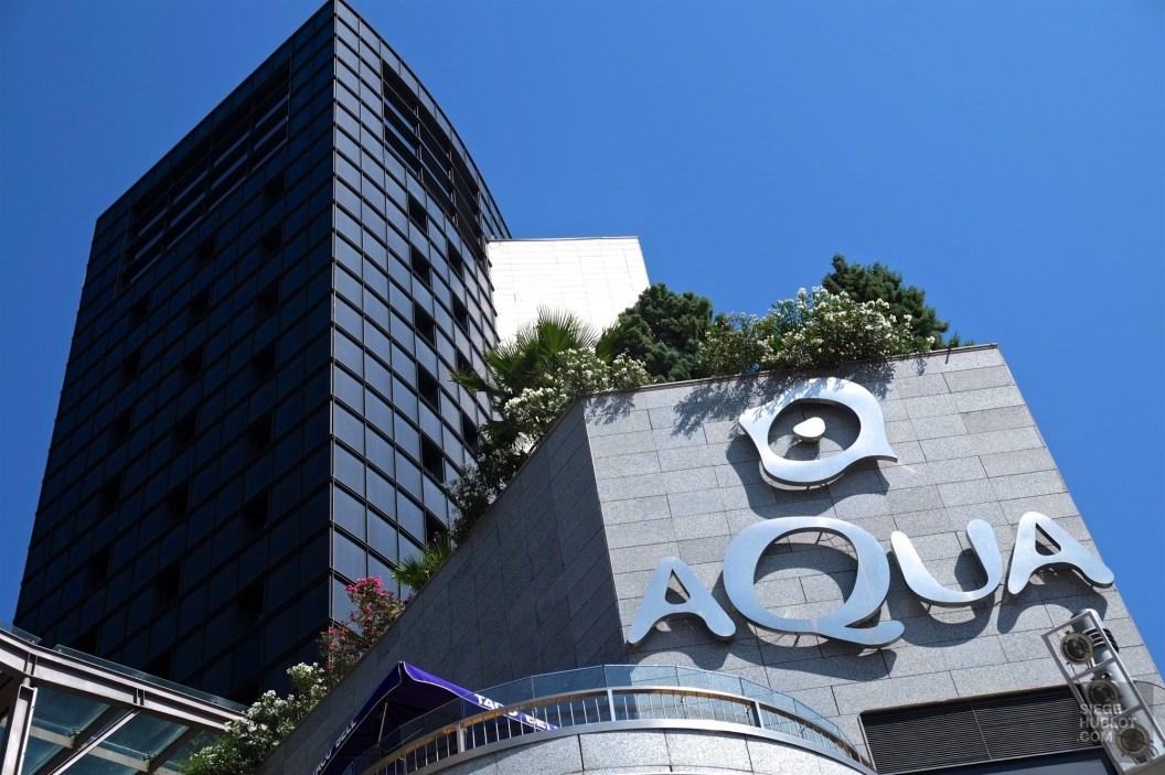 Logo Aqua - Hotel Aqua - Mon coeur Valence - Europe,Espagne