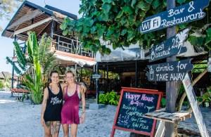Stefanie et Carolann Gignac - Un paradis secret, Koh Rong Samloem, Cambodge - Asie, Cambodge