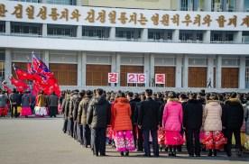 danse 5 - celebrations - Coree du Nord, l'envers de la medaille - Asie, Coree du Nord