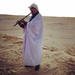 désert flûte - Tunisie, Afrique - Tunisie, de la mer au désert - Afrique, Tunisie