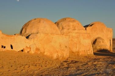 nefta site dunes - Star Wars - Tunisie, de la mer au désert - Afrique, Tunisie