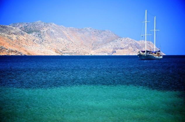 syros bateau - Syros - Les îles grecques - Europe, Grèce