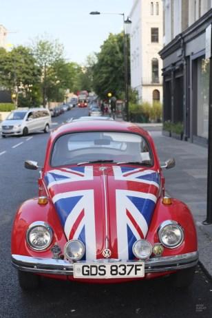 Coccinelle à Londres, Angleterre - Travel Wifi - Travel Wifi ou l'art de se simplifier la vie - Europe, France