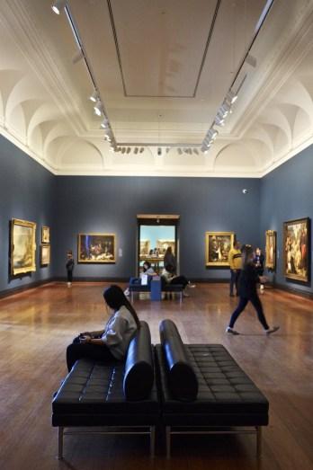 exposition AGO - Musée Art Gallery of Ontario - Séjour à Toronto - Amérique, Canada, Ontario