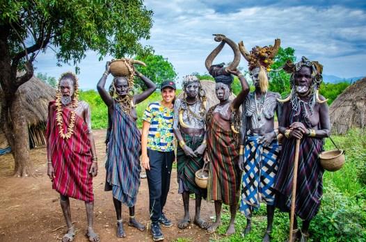 a-8764 - Les tribus d'un autre temps - ethiopie, featured, destinations, afrique