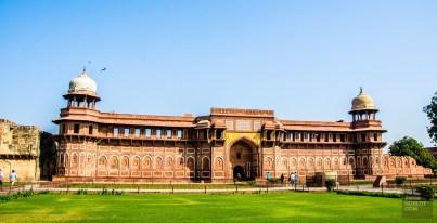 fort rouge - agra - L Inde du Nord en quatre étapes - Asie, Inde