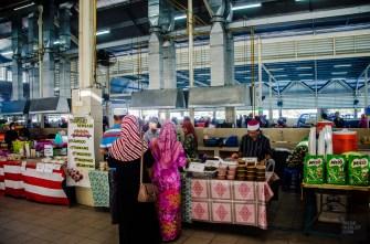 marche ouvert bouffe de rue - Sultanat de Brunei Darussalam - Asie, Brunei