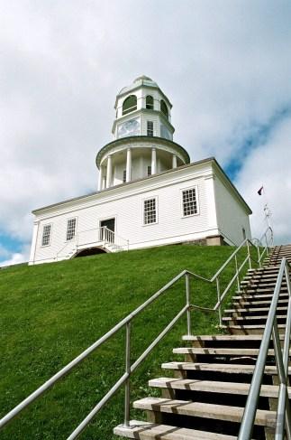 Citadelle Halifax - Nouvelle-Écosse - Le Canada dans ma langue - Amérique du Nord, Canada