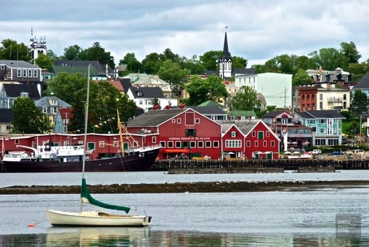 Lunenburg - Nouvelle-Écosse - Le Canada dans ma langue - Amérique du Nord, Canada