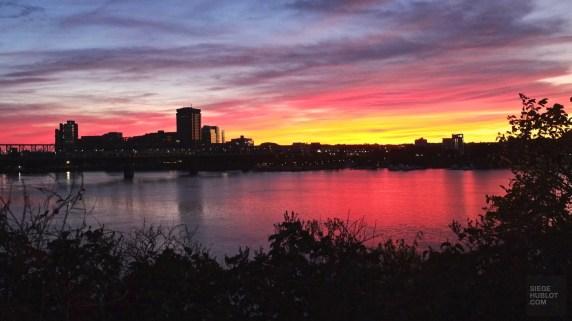Ottawa Rivière Outaouais - Ontario - Le Canada dans ma langue - Amérique du Nord, Canada