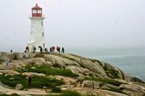 Peggys cove - Nouvelle-Écosse - Le Canada dans ma langue - Amérique du Nord, Canada