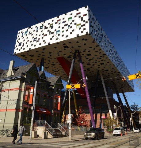 Toronto architecture - Ontario - Le Canada dans ma langue - Amérique du Nord, Canada