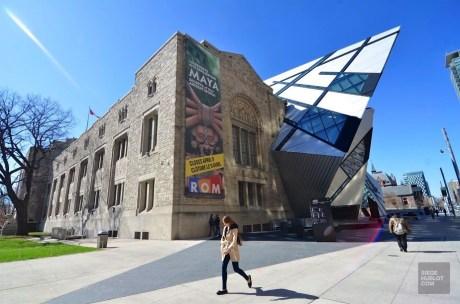 Toronto rom - Ontario - Le Canada dans ma langue - Amérique du Nord, Canada
