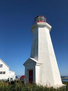 phare ile aux perroquets - Escapade l Archipel de Mingan, Cote-Nord, Quebec - Quebec