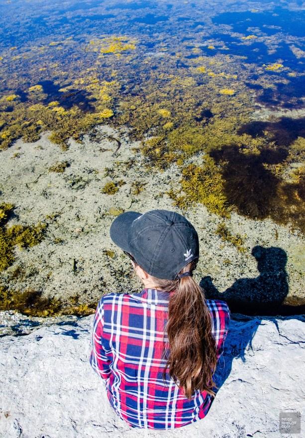 relaxtion rivage - Escapade l Archipel de Mingan, Cote-Nord, Quebec - Quebec