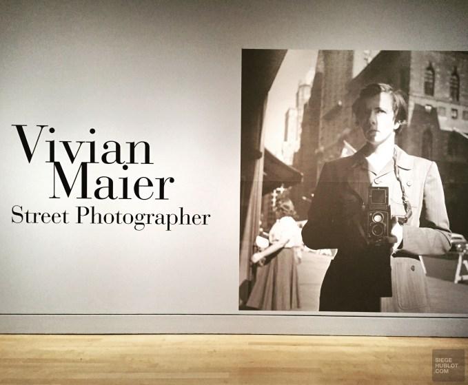 Exposition Vivian Maier au musée - jardins et cascades - Road trip en Ontario - Amérique du Nord, Canada