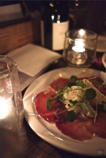 Assiette Bar Raval - Le Bar Raval - Week-end de gars à Toronto - Amérique du nord, Canada