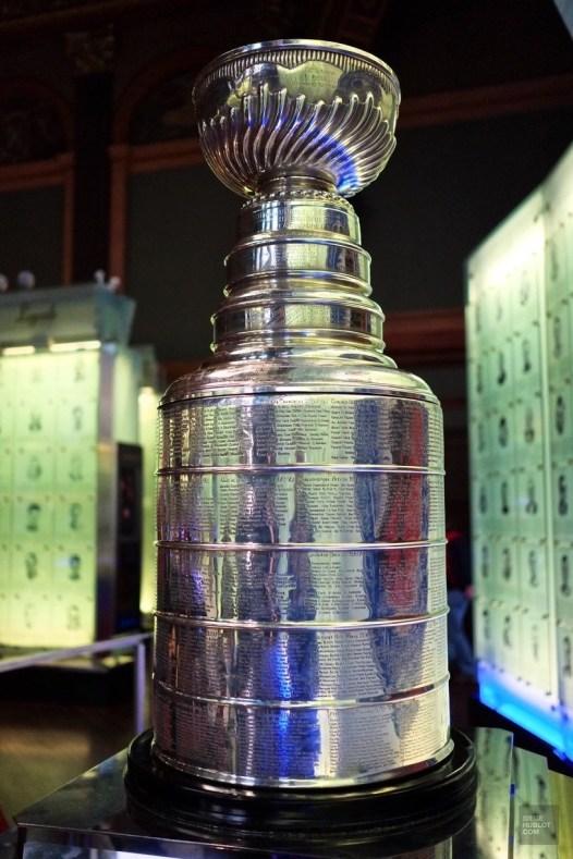 la coupe Stanley - Temple de la renommée du hockey - Week-end de gars à Toronto - Amérique du nord, Canada