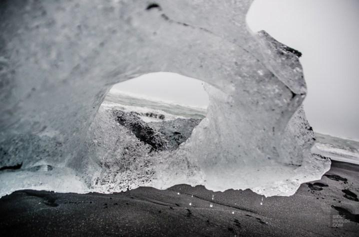 glaciers forme bizaroide - Jokulsarlon et Skaftafell - Islande en 8 jours - Islande, Europe