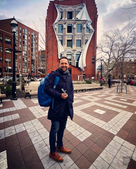 Jean-Michel Dufaux Corcktown - Pour en savoir + sur Toronto - Week-end de gars à Toronto - Amérique du nord, Canada