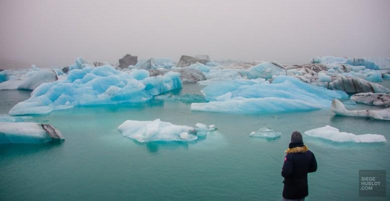 observation iceberg - Jokulsarlon et Skaftafell - Islande en 8 jours - Islande, Europe