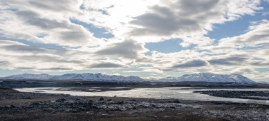 paysage nord est neige - Dettifoss, Seydisfjordur et la route de l'est - Islande en 8 jours - Islande, Europe