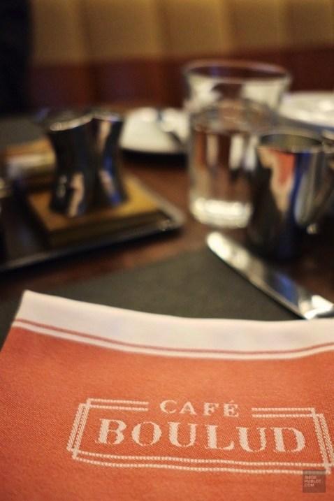 Table Boulud Toronto - Déjeuner chez Boulud - Week-end de gars à Toronto - Amérique du nord, Canada