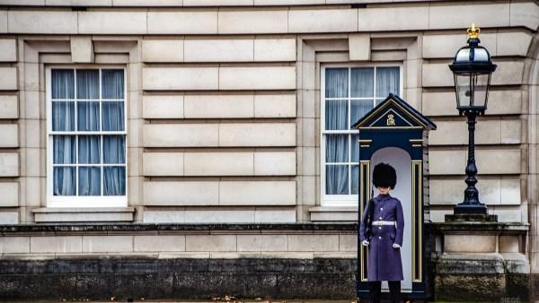 garde royale - Courte escale a Londres - Europe, Angleterre