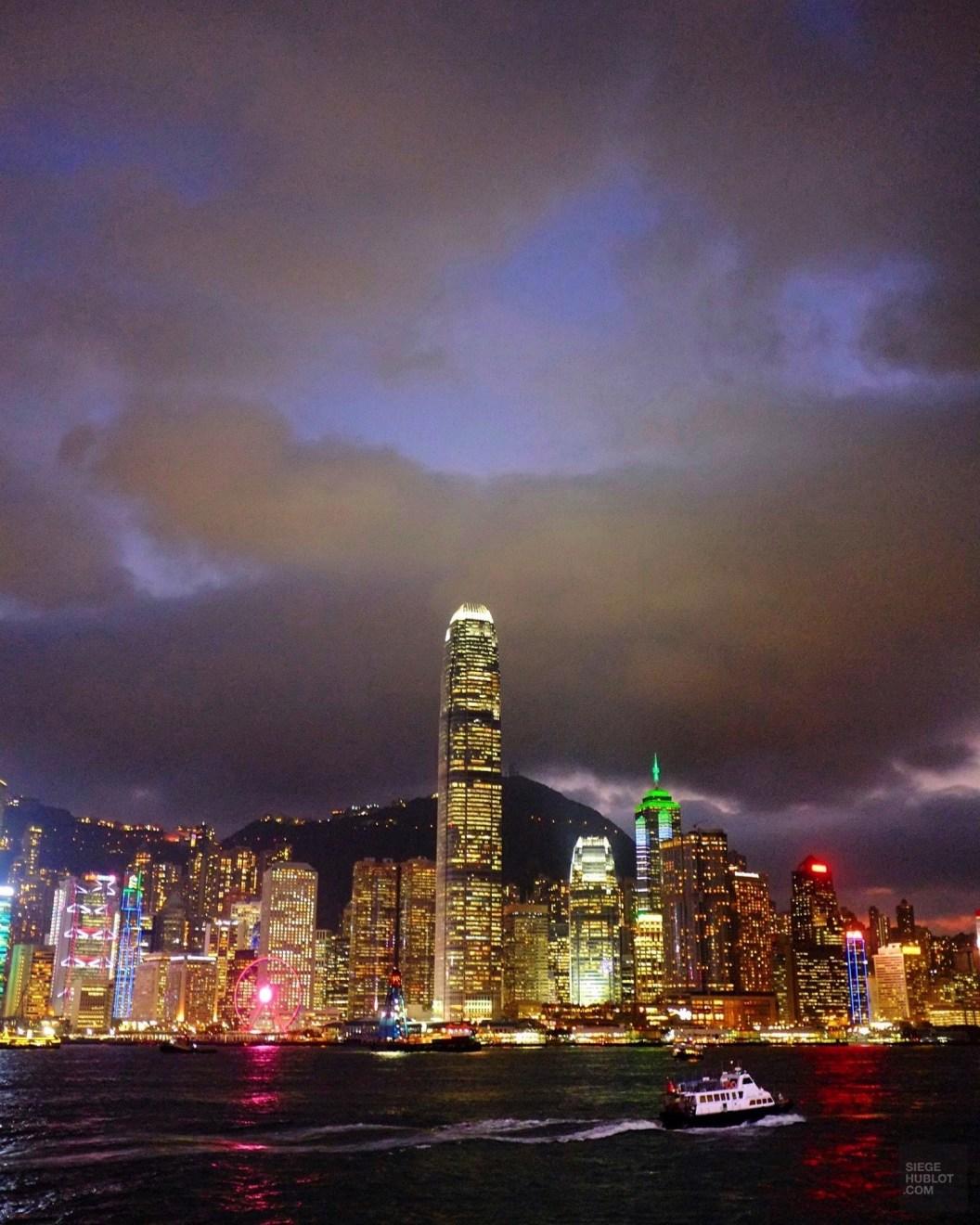 Victoria Harbour - Les points de vue - Séjour à Hong Kong - Asie, Chine