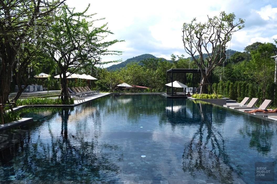 La piscine - Anana Resort Krabi - Krabi et son unique resort écologique - Asie, Thaïlande