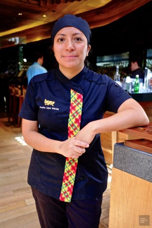 Chef Josefina Lopez Mendez - D'excellents restaurants - Un hôtel InterContinental dans Polanco - Amérique du Nord, Mexique
