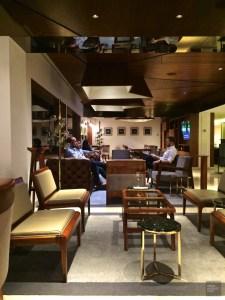 Détente dans le lounge - Les services offerts - Un hôtel InterContinental dans Polanco - Amérique du Nord, Mexique