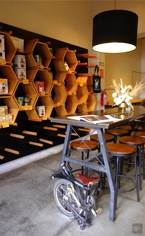 Intérieur Cucurucho - Cucurucho Cuauhtémoc dans Roma - 3 cafés à Mexico - Amérique du Nord, Mexique