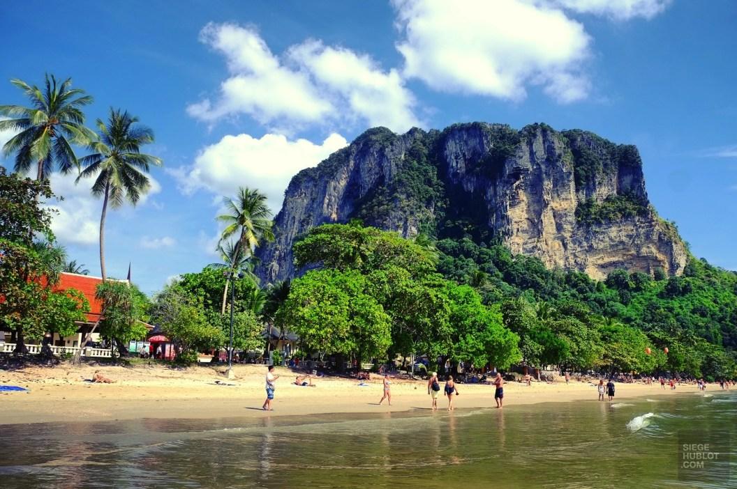 Ao Nang Beach - Krabi, Thaïlande - unique resort écologique - Asie