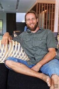 Pierre Echaubard, écologiste - Certification Green Globe - Krabi et son unique resort écologique - Asie, Thaïlande