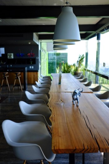 Salle à diner pour 16 - La suite présidentielle - Un hôtel InterContinental dans Polanco - Amérique du Nord, Mexique