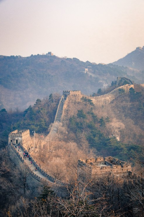 Grande muraille chine 3 - Mutianyu - La Grande Muraille de Chine, un lieu mythique - Asie, Chine