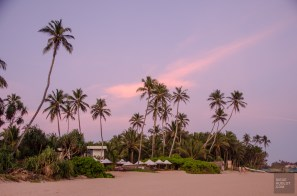 coucher de soleil Lankavatara - La cote sauvage de Tangalle - Les plages du Sri Lanka et plus encore - Asie, Sri Lanka
