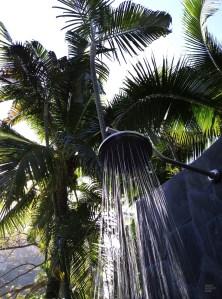 La douche extérieure - Les Chambres - Des vacances à Krabi - Asie, Thaïlande