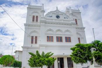mosquee - La ville fortifiee de Galle - Les plages du Sri Lanka et plus encore - Asie, Sri Lanka