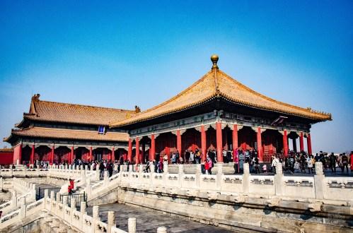 palais Citée interdite - Beijing - La Grande Muraille de Chine, un lieu mythique - Asie, Chine