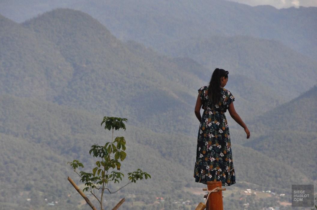 Point de vue Doi Kiew Lom - Les Excursions - Pai et la fraicheur des montagnes - Asie, Thaïlande