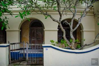 vieille porte - La ville fortifiee de Galle - Les plages du Sri Lanka et plus encore - Asie, Sri Lanka