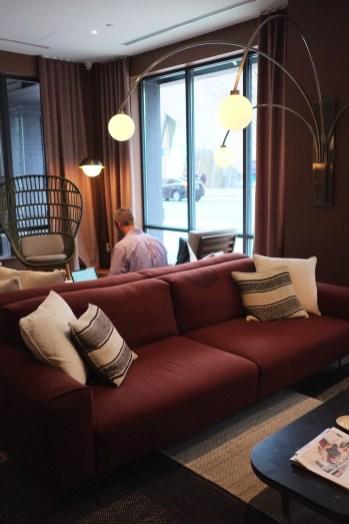 Aire commune chaleureuse - Kimpton St George - 12 Hôtels à Toronto - Amérique du Nord, Canada, Ontario