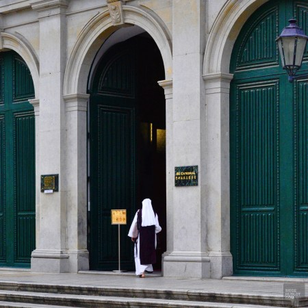 Une église catholique - Le centre historique - Découvrir Macao - Destination, Asie, Chine