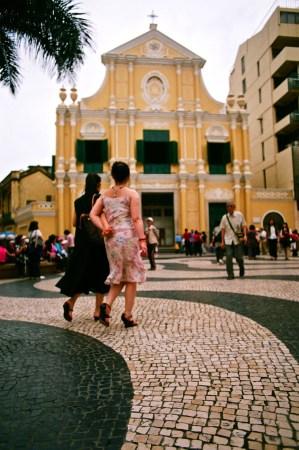 Église Saint-Dominique - Le centre historique - Découvrir Macao - Destination, Asie, Chine