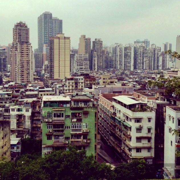 Point de vue sur la ville - La Tour Macao - Découvrir - Destination, Asie, Chine