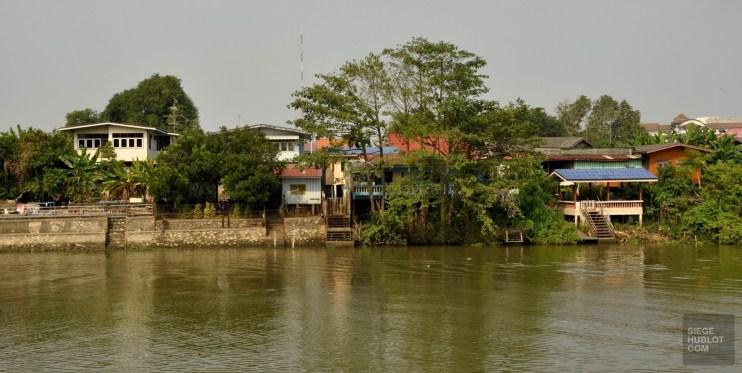 Chao Phraya - Ayutthaya, Thaïlande - Le parc historique d'Ayutthaya - Destination, Asie, Thaïlande